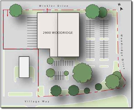 Woodridge Site Map